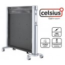 Celsius Mica Micathermic 1800W Panel Heater w/ Thermostat Control