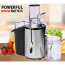 New St. Steel Heavy Duty 850W Super Juicer Extractor 2 Speed