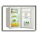 New Bar Fridge With Ice Compartment - 115 Litre - WHITE