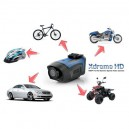 "New Full HD Extreme Sports Action Camera ""Xtreme HD"" - 1080p, Waterproof, Automatic Image Orientation"
