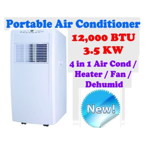 new reverse cycle 12 000 btu 3 5kw portable 4