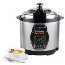 New Mistral St.Steel 6LTR 1200W Pressure Slow Rice Cooker