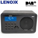 DAB+ Digital Radio W/ Dual Alarm Clock Radio