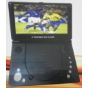 "New 9 inch 9"" 22cm Portable Widescreen DVD Player"