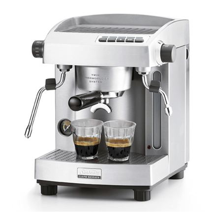 New sunbeam cafe series espresso coffee machine maker em6910 New coffee machine